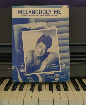 melancholy me cover with piano