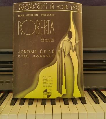roberta cover piano